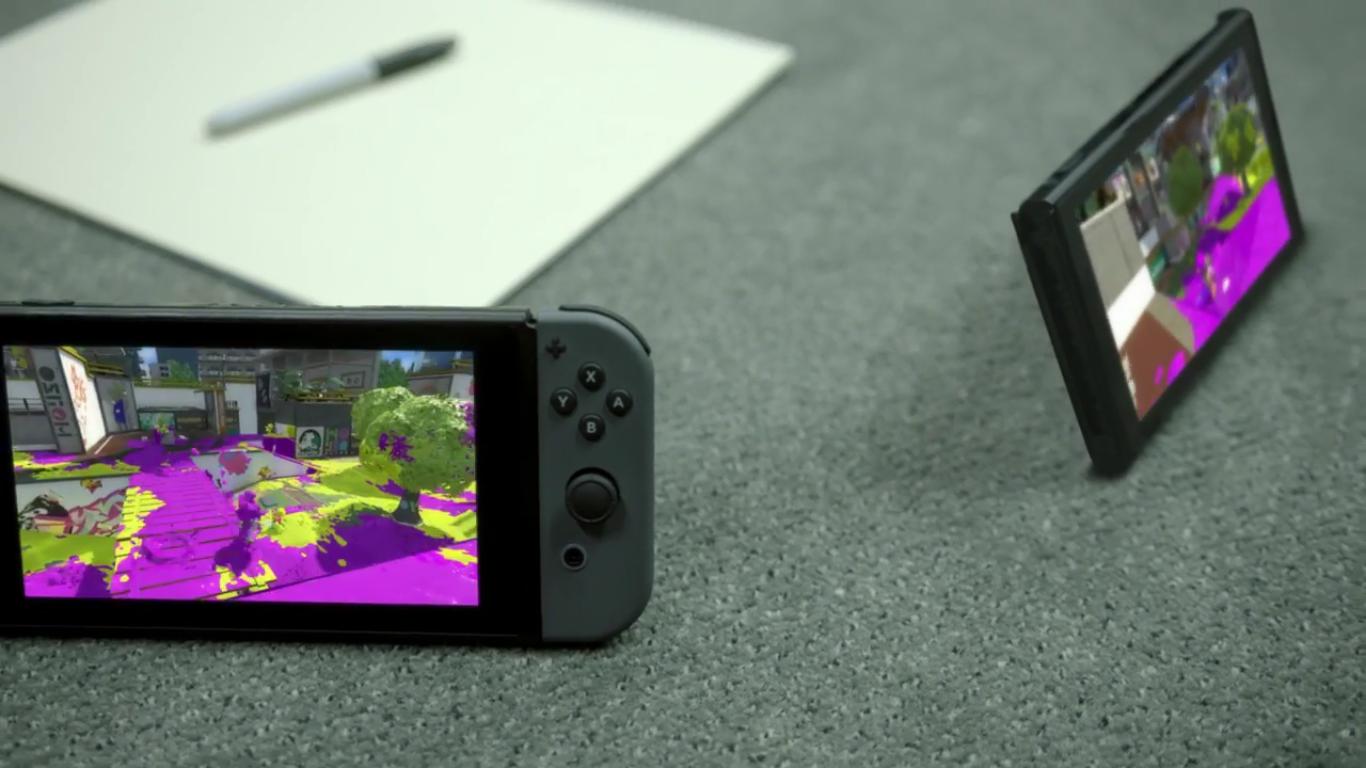 Nintendo Switch-splatoon-2