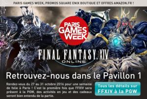Square Enix PGW Final Fantasy XIV
