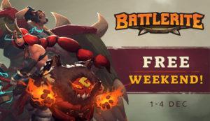 battleerite-free-weekend