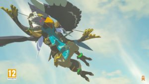 Breath of the Wild Celestrier