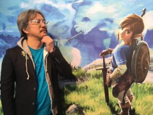 Breath of the Wild Eiji Aonuma