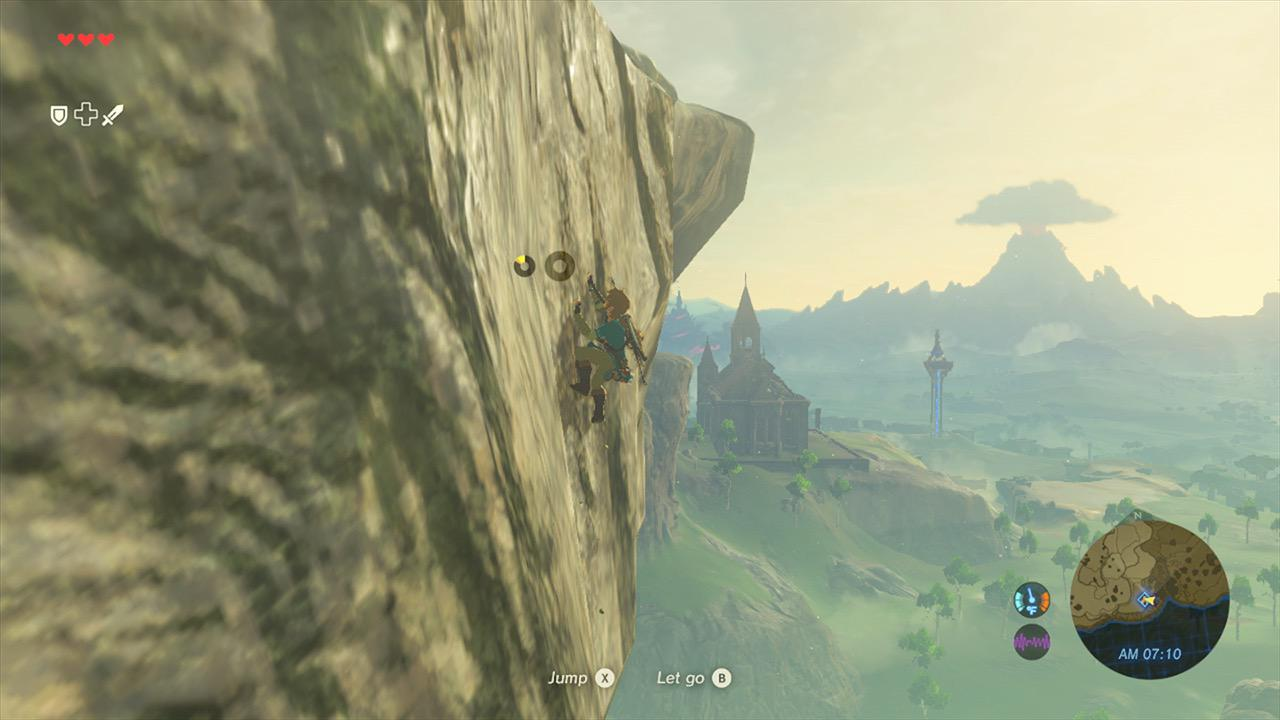 Breath of the Wild Escalade