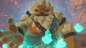 Breath of the Wild Goron