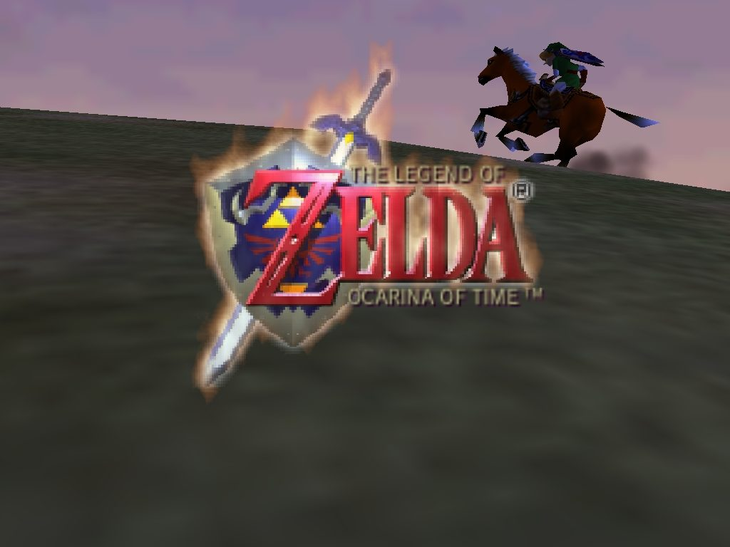 Breath of the Wild Ocarina of Time