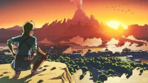 Breath of the Wild Référence 2