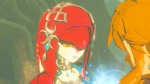 Breath of the Wild Zora