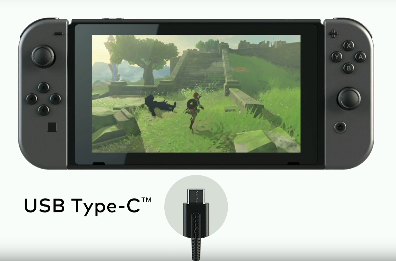 Conférence Nintendo Switch USB Charger