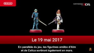 Nintendo Direct Fire Emblem Amiibo