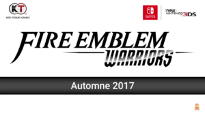Nintendo Direct Fire Emblem Logo Fire Emblem Warriors
