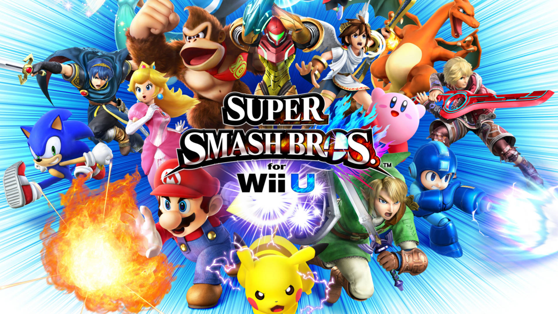 Wii U Super Smash Bros.