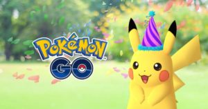 Pokémon Pikachu 21 ans
