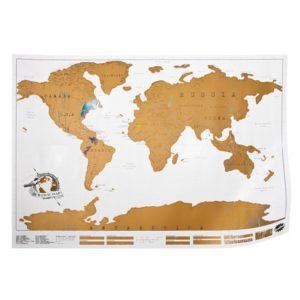 carte monde st valentin