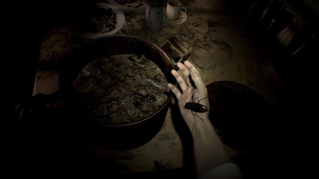 Resident Evil 7 Biohazard Cafard