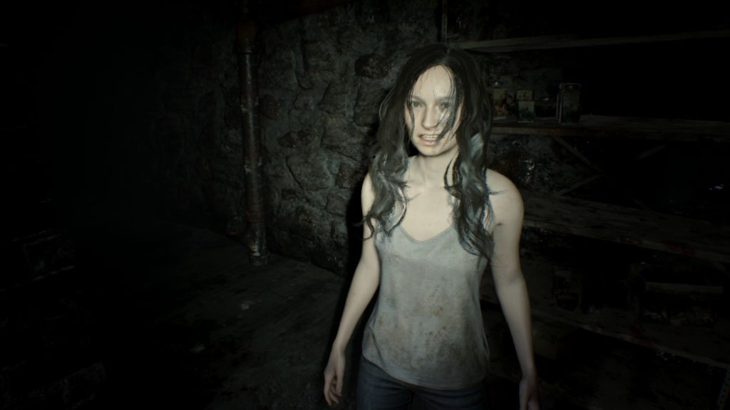 Resident Evil 7 Biohazard Mia