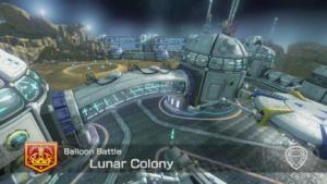 Mario Kart 8 Deluxe Arène Lunar Colony