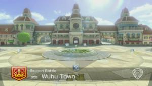 Mario Kart 8 Deluxe Arène Wuhu Town