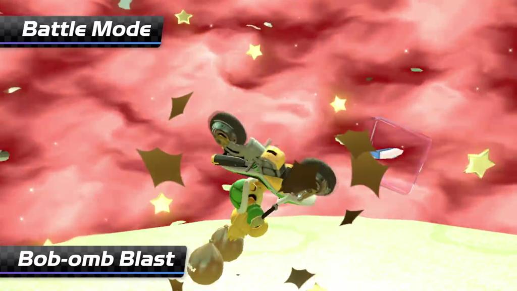 Mario Kart 8 Deluxe Bataille de Bob-Omb 2