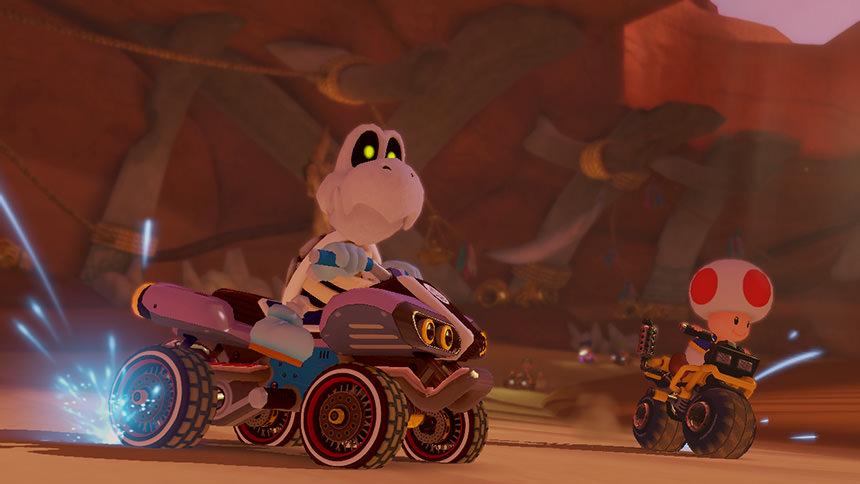 Mario Kart 8 Deluxe Skelerex
