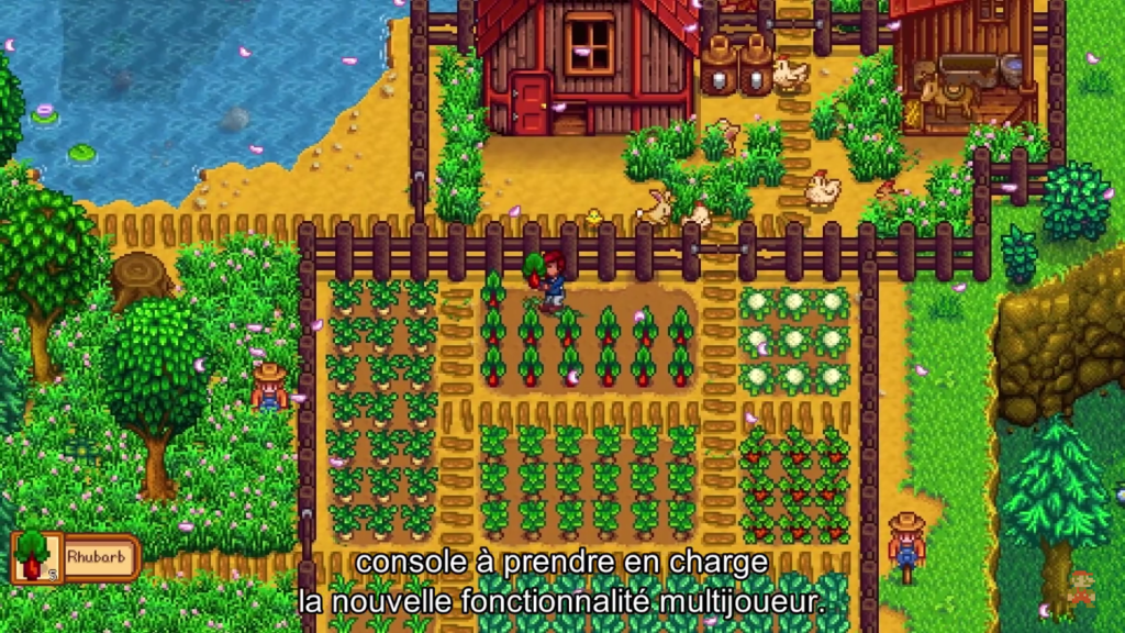 Nindies Stardew Valley Rhubarb