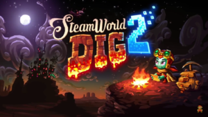 Nindies SteamWorld Dig 2
