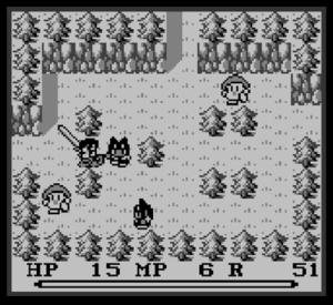Seiken Densetsu Mystic Quest Image