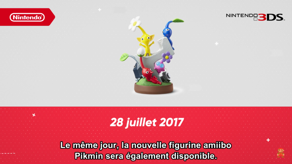 Nintendo Direct Amiibo Pikmin