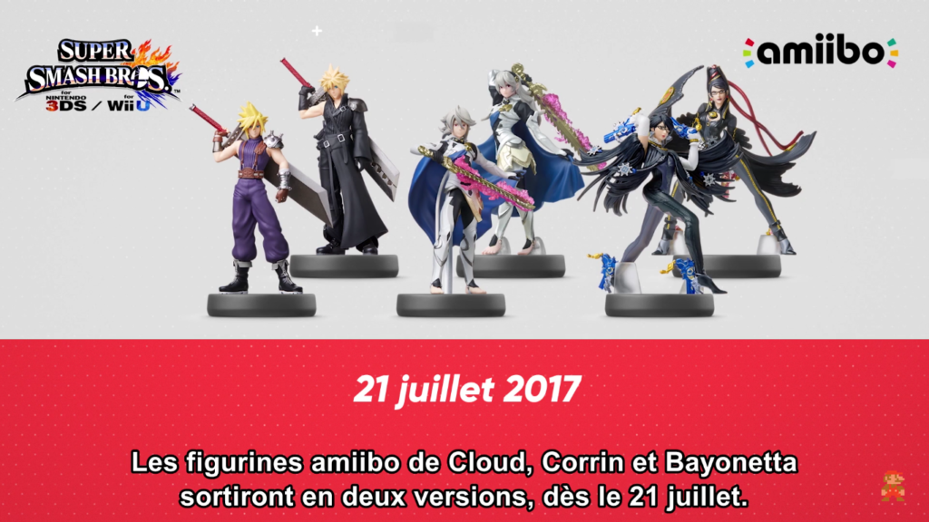 Nintendo Direct Amiibos SSB