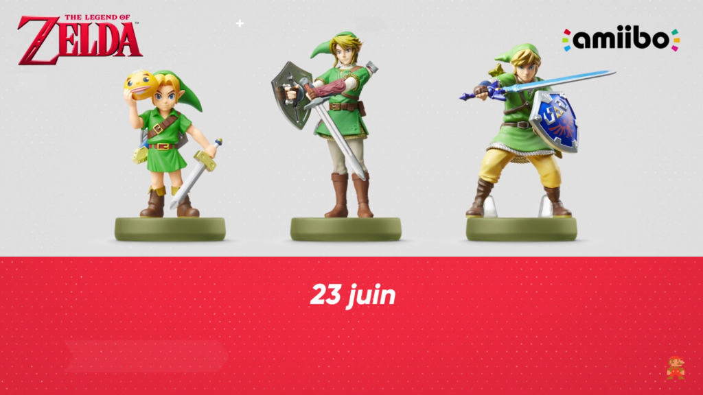 Nintendo Direct Amiibos Zelda