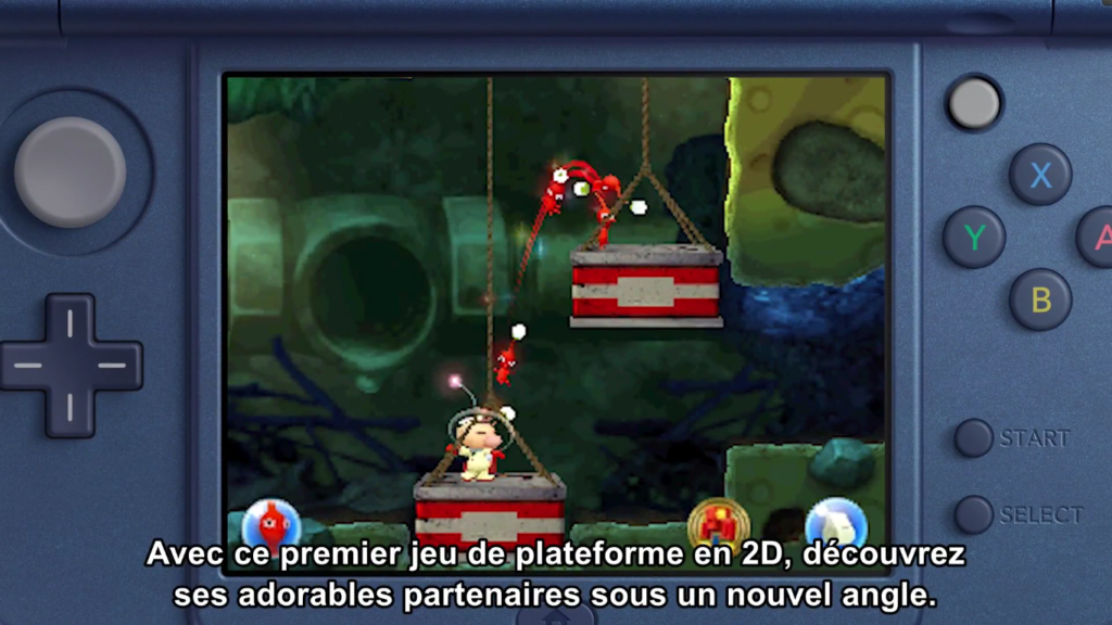 Nintendo Direct Hey! Pikmin Plateforme