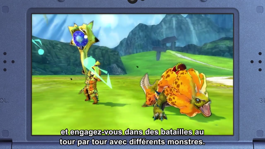 Nintendo Direct Monster Hunter Stories 2