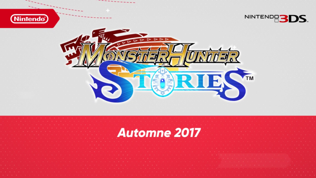 Nintendo Direct Monster Hunter Stories Date de Sortie