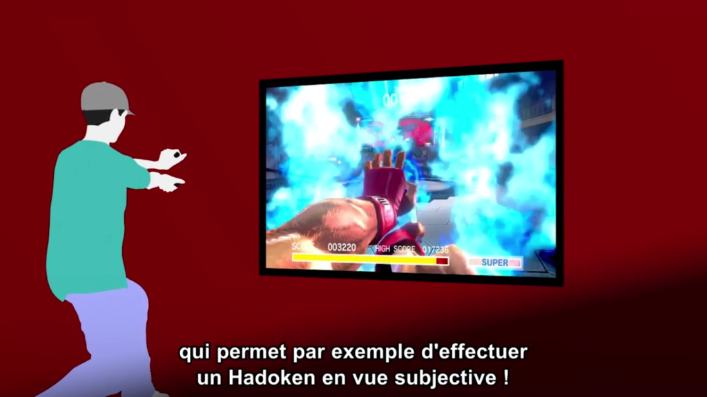 Nintendo Direct Street Fighter II Voie du Hado