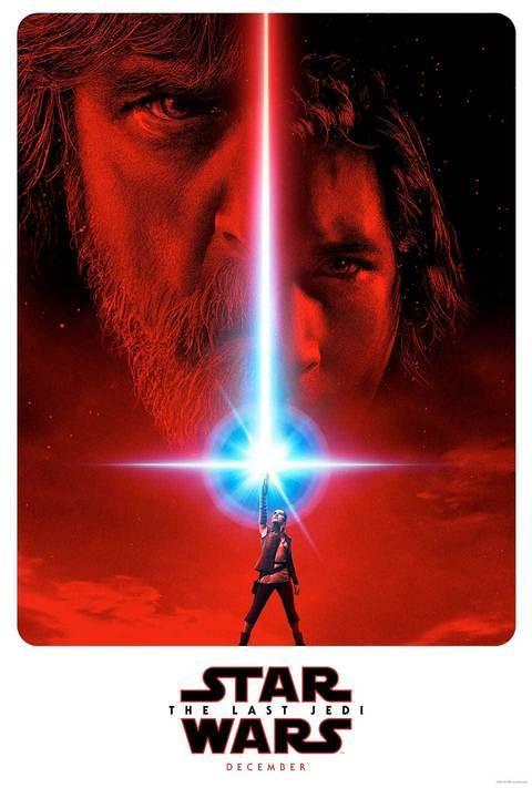 Star Wars : Les Derniers Jedi Affiche