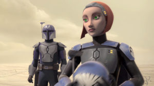 Star Wars Rebels - Bo-Katan Kryze