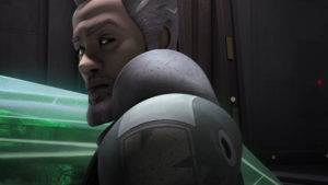 Star Wars Rebels - Saw Gerrera
