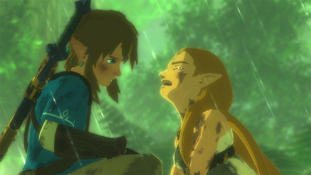 Test The Legend of Zelda : Breath of the Wild - Cinematique