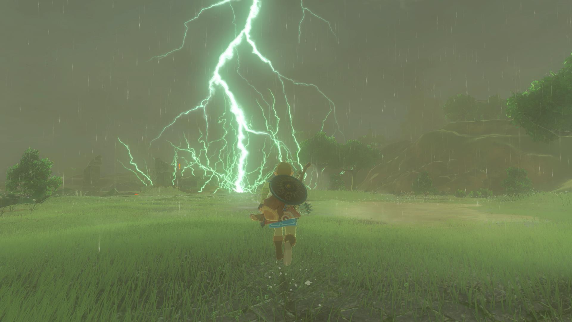 Test de The Legend of Zelda : Breath of the Wild - Un vent