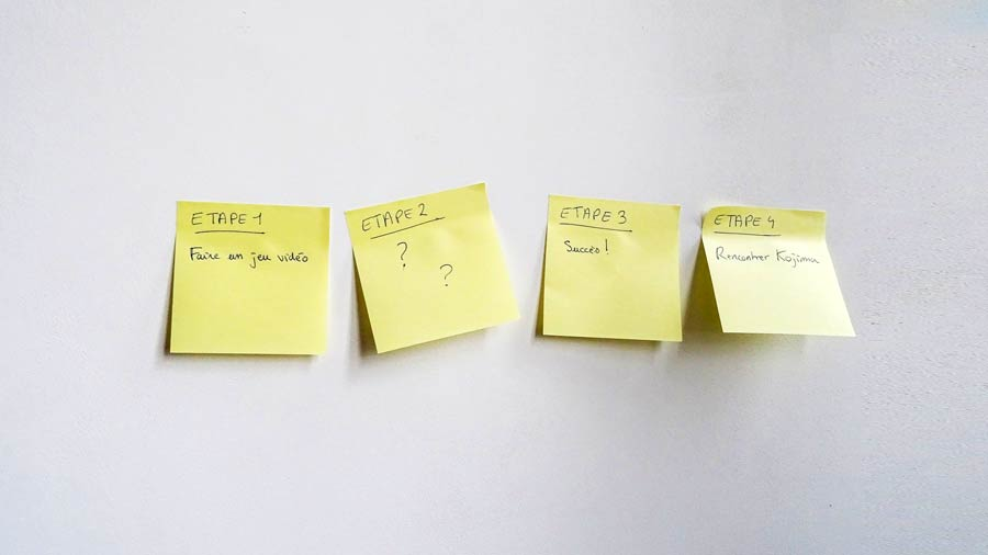 developpeuse du dimanche post-it