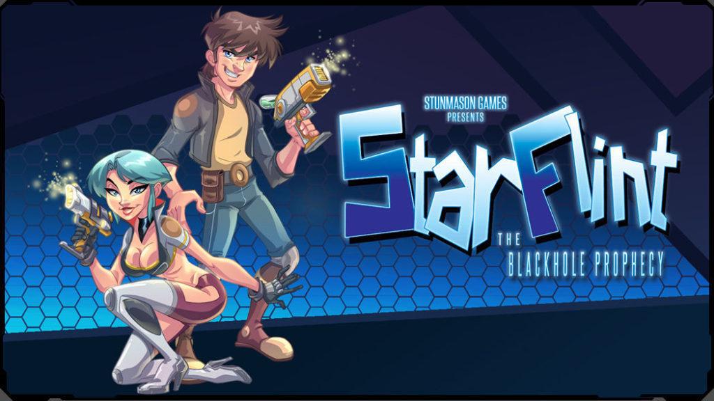 StarFlint : The Black Hole Prophecy Flint trixie