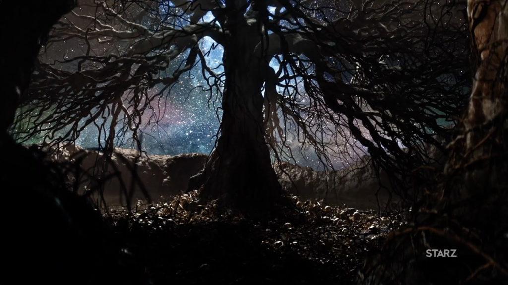 American Gods Bone Orchard