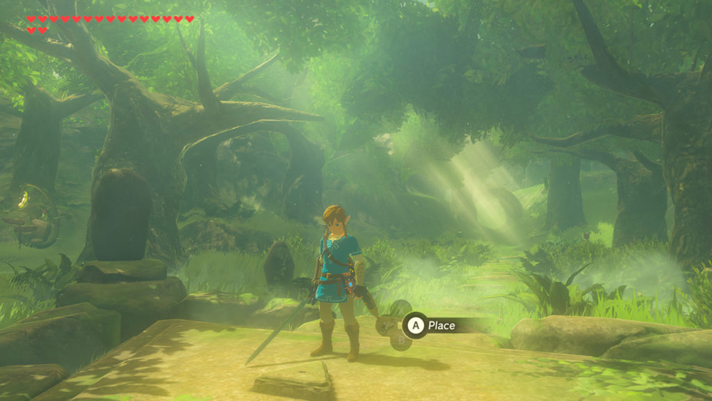 Breath of the Wild Pack DLC The Master Trials - Les épreuves de l'épée