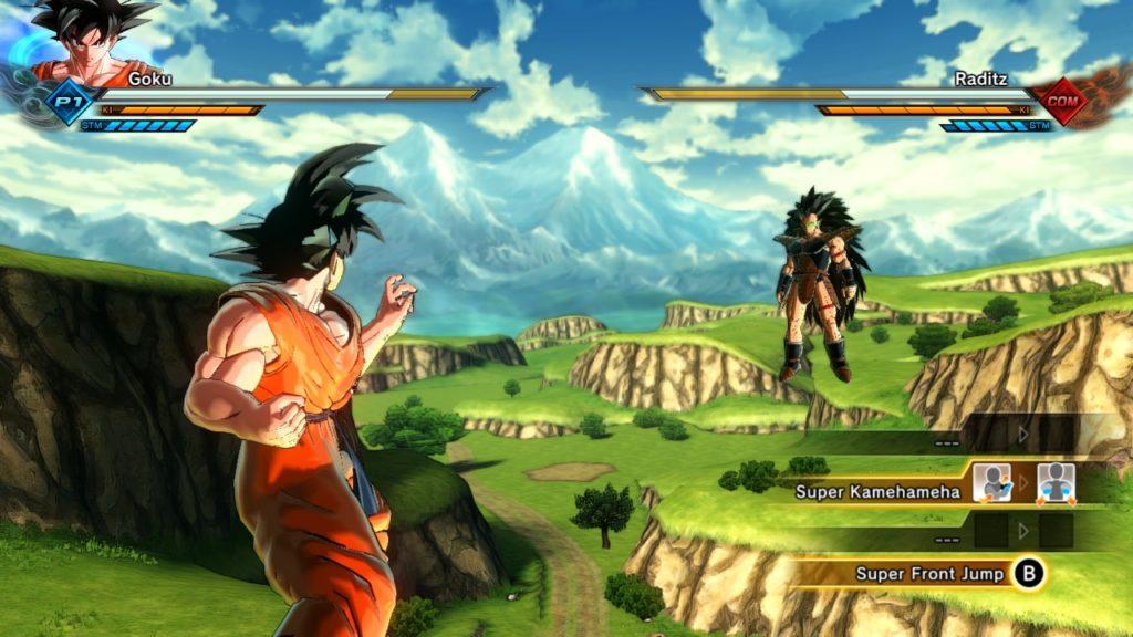 Dragon Ball Xenoverse 2 Gameplay Nintendo Switch