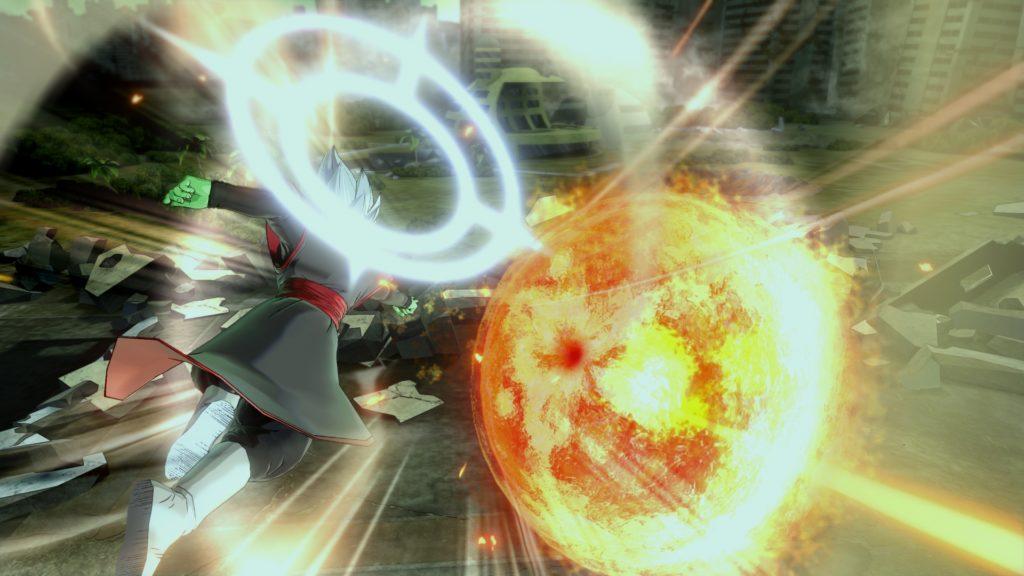 Dragon Ball Xenoverse 2 Zamasu Attaque