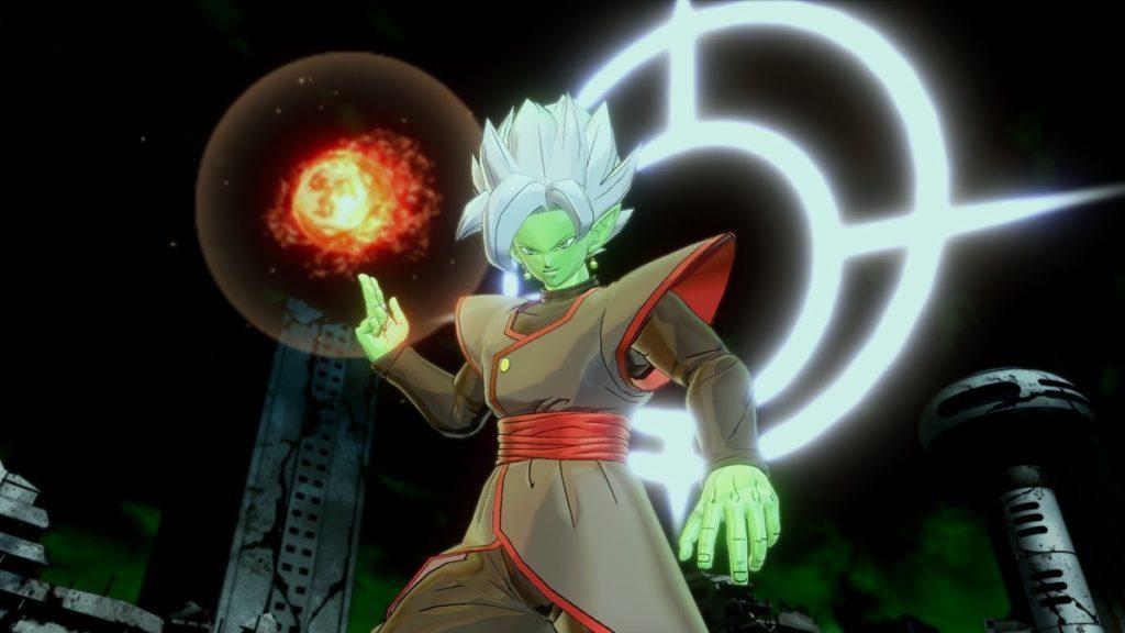 Dragon Ball Xenoverse 2 Zamasu Fusion
