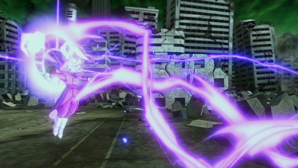 Dragon Ball Xenoverse 2 Zamasu Fusion 2