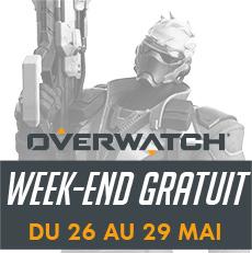 Overwatch Week-End Gratuit