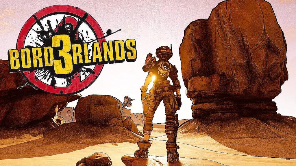 E3 2017 Borderlands 3