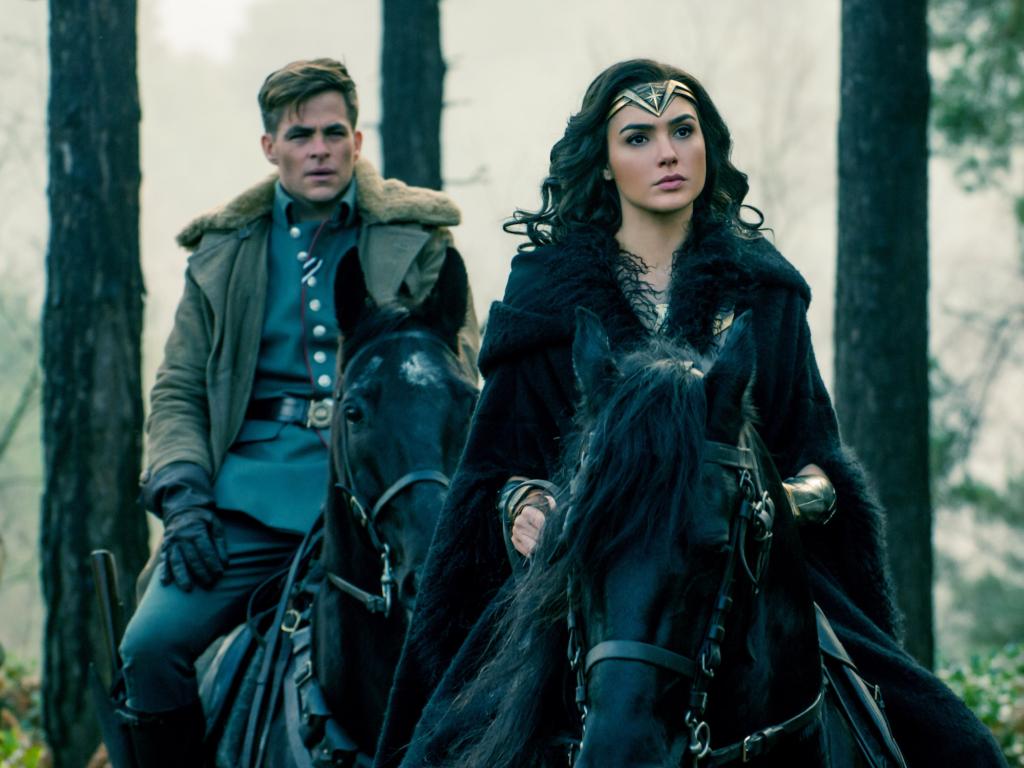 Wonder Woman 1rst War
