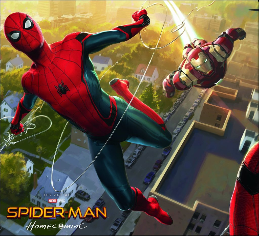 Spider-Man : Homecoming iron man
