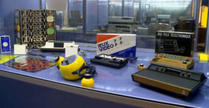 Consoles B.N.F conservation
